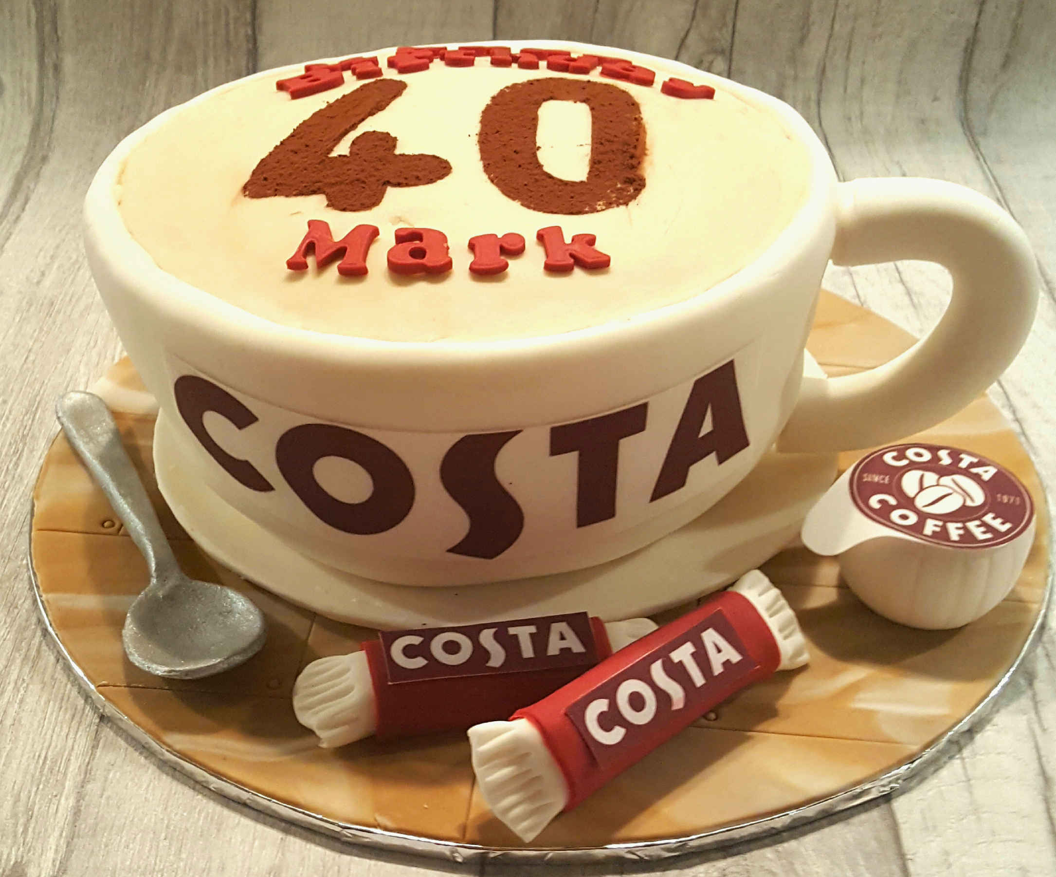 Bake That And Party Cake Decorator Supplying Cakes To